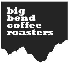 Big Bend Coffee Roaster Logo